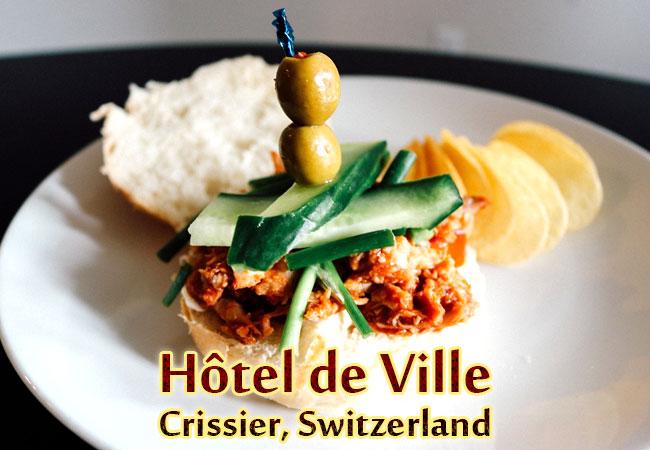 Hotel-de-Ville-Crissier-Switzerland