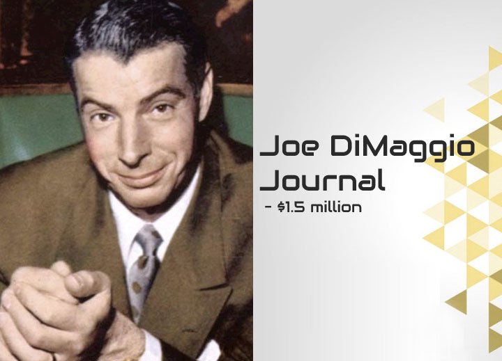 Joe DiMaggio Journal
