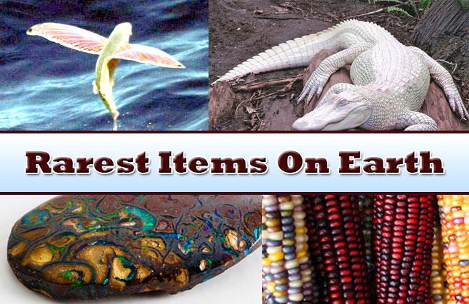 Rarest-Items-On-Earth
