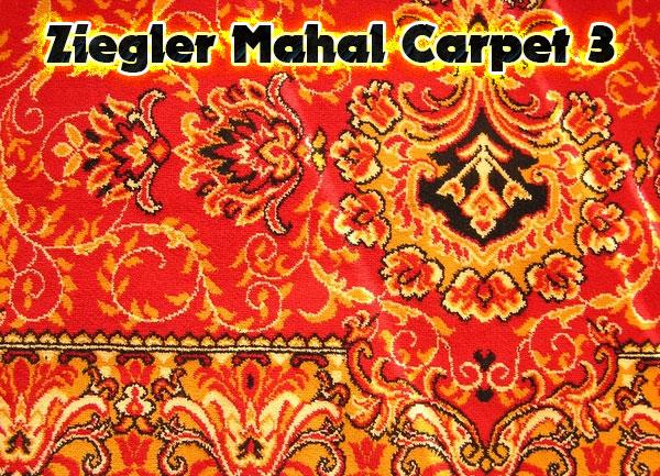 Ziegler Mahal Carpet 3