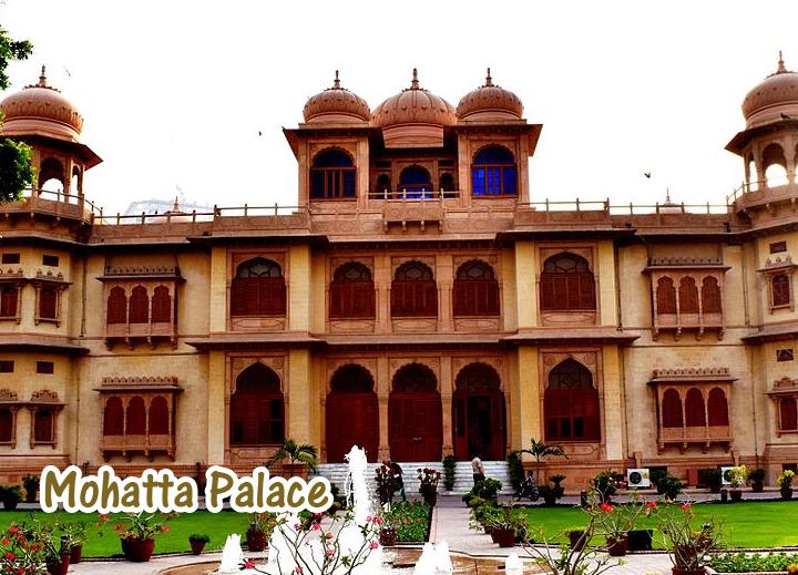 Mohatta-Palace