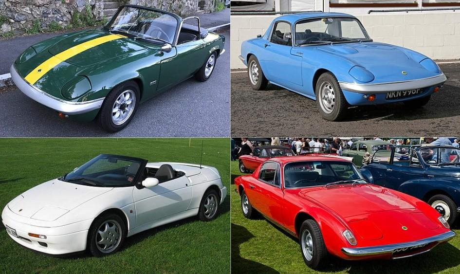 Lotus Produces Fully Built Car