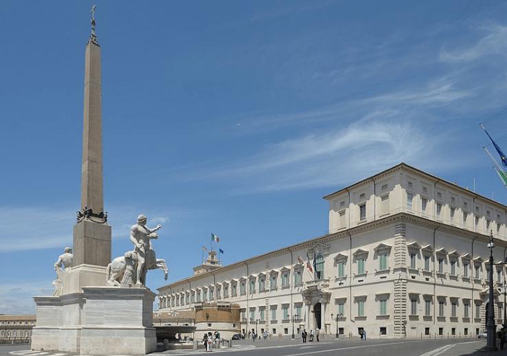 Quirinal Palace, Italy